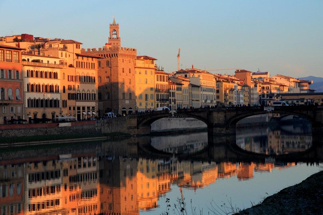Firenze le soir