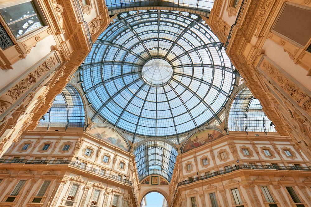 Milan, Vittorio Emanuele