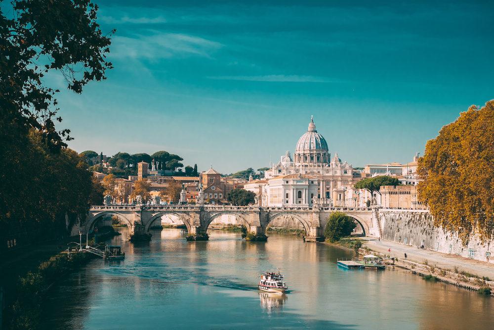 Rome, Italy. Papal Basilica