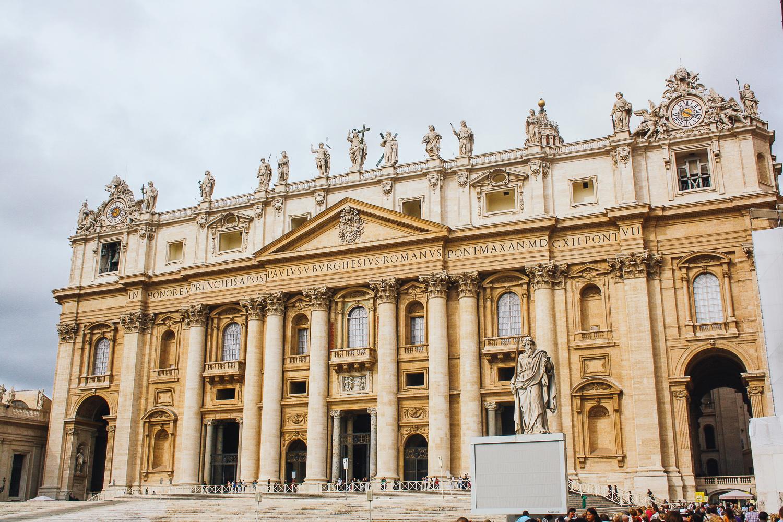 Vatican à Rome