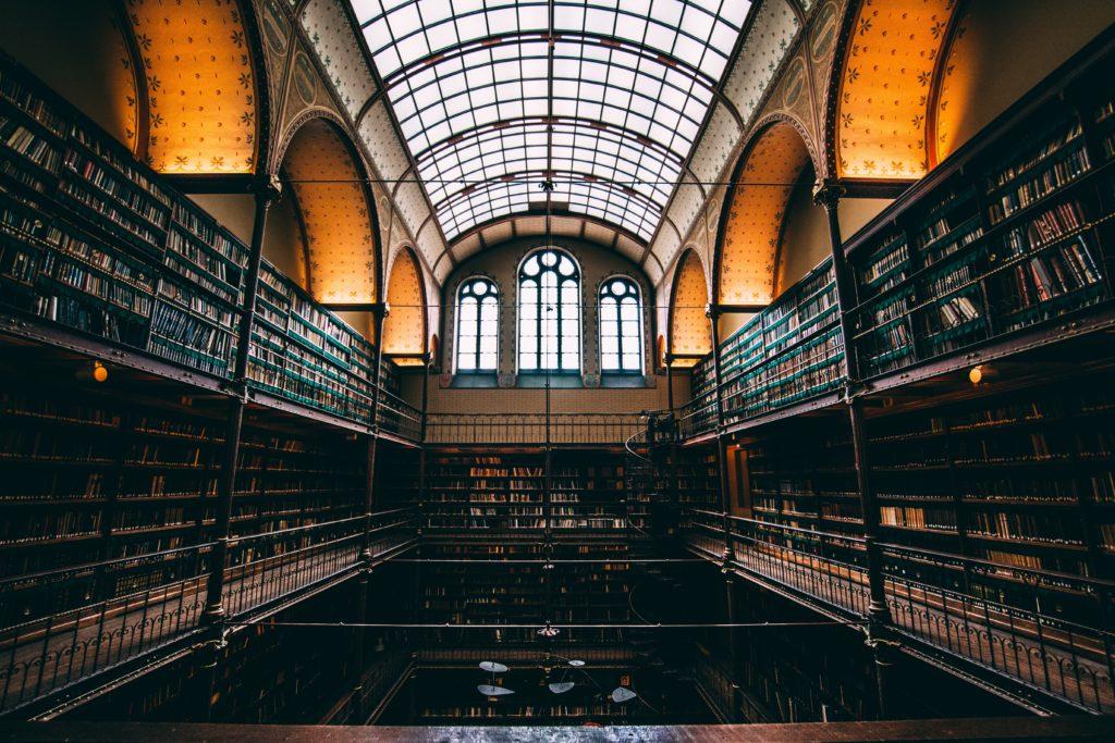 Bibliothèque du Rijksmuseum, Amsterdam