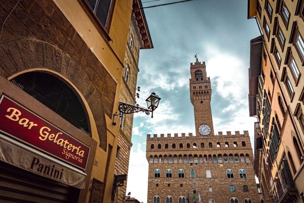Hotel de ville Florence