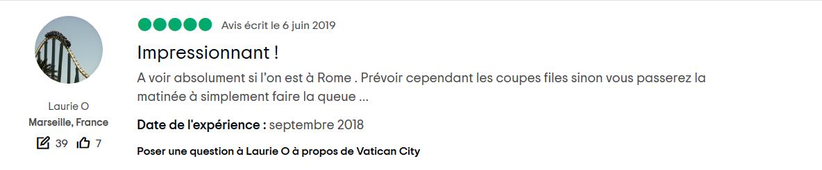 Le Vatican - Avis de voyageurs sur Vatican City, Vatican - Tripadvisor