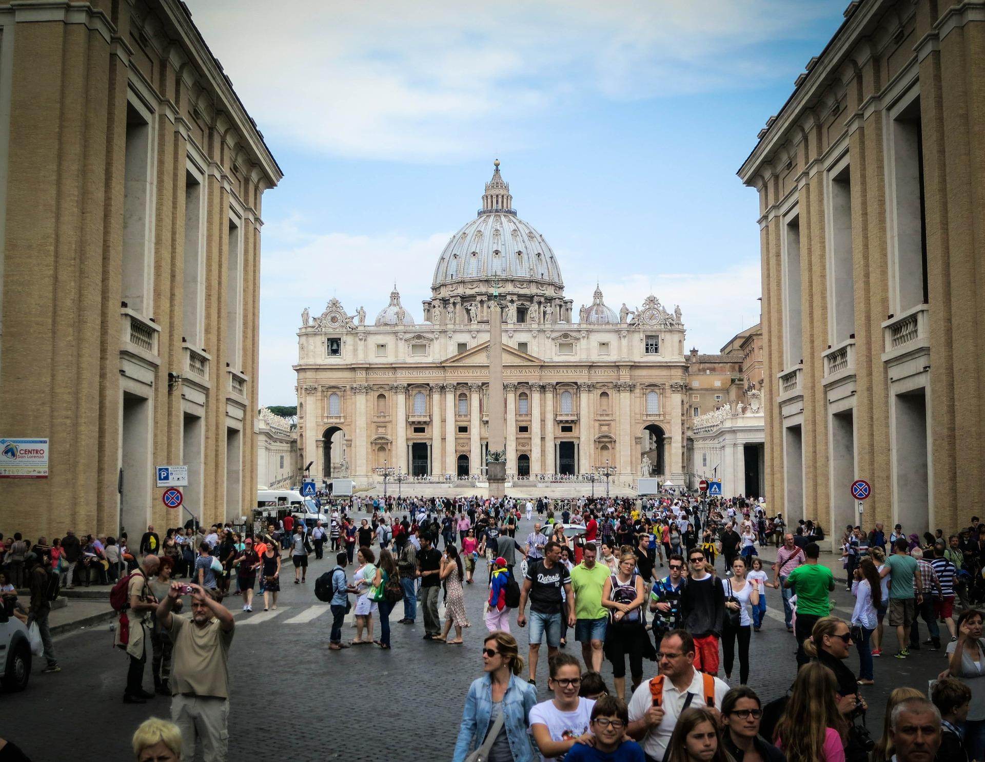Vatican people
