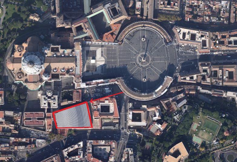 plan vatican pape mercredi salle paul VI