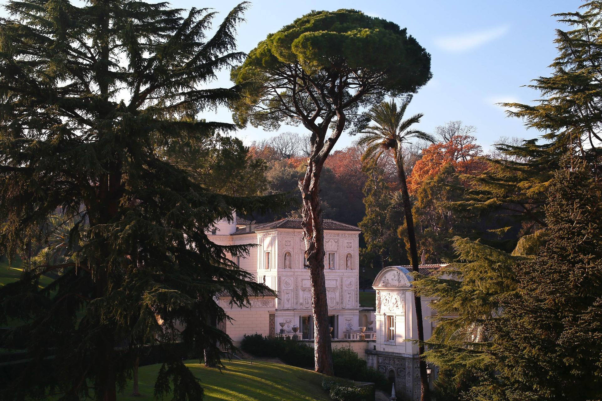 vatican-garden